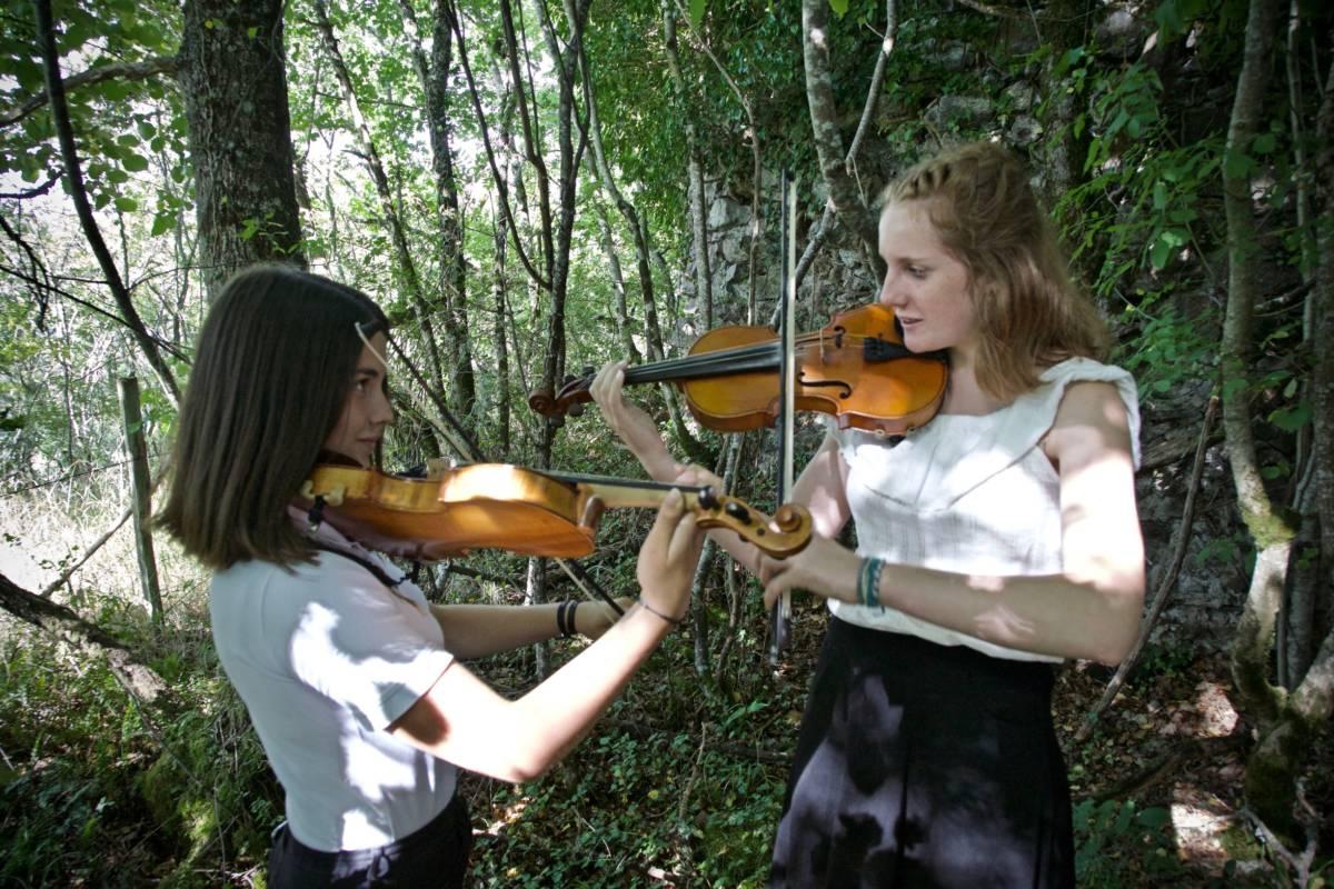 Avec les écoles de musique