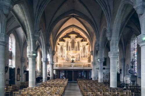 Un orgue pour les Combrailles