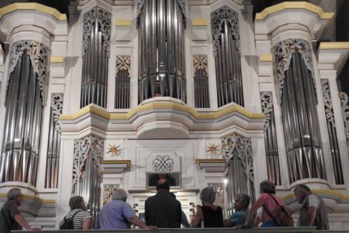 Audition d'orgue : Damien Naud