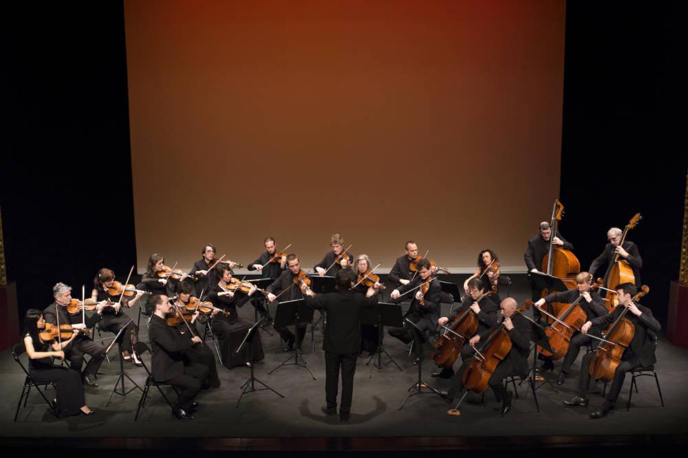 Orchestre d'Auvergne & Amel Brahim-Djelloul, dir. Patrick Ayrton