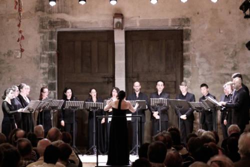 Chœur Sequenza 9.3, Bach & Hersant