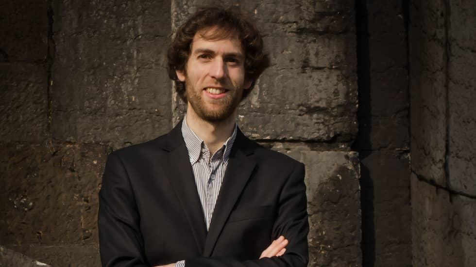 Les Variations Goldberg, Julien Wolfs clavecin