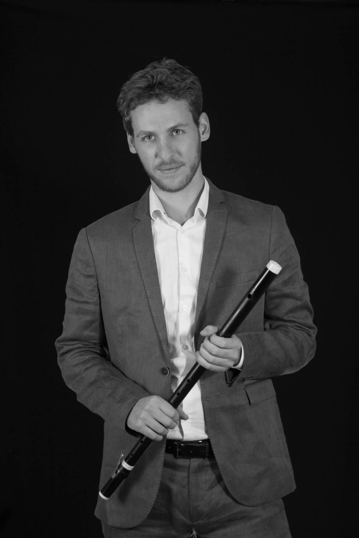Nocturne : Olivier Riehl, flûtes