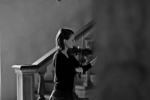 Récital d'Alice Julien-Laferrière violon solo