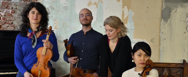 De Palestrina à Bach I Ensemble Les Récréations