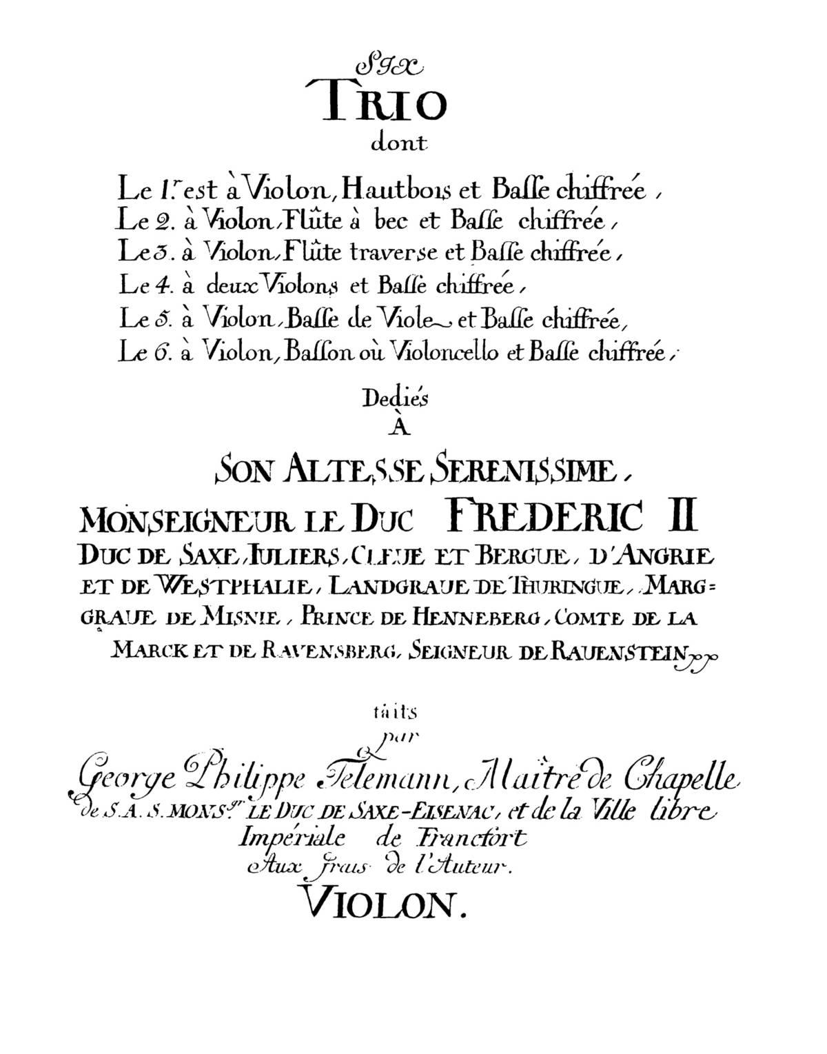 Les Sonates en trio de Buxtehude I Les Timbres