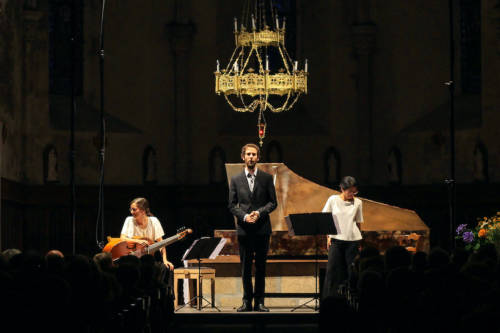 Les Sonates en trio de Buxtehude I Les Tiùbres