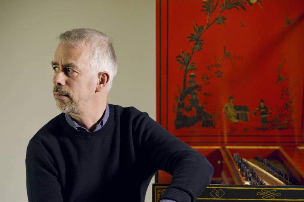 Récital de clavecin I Pierre Hantaï