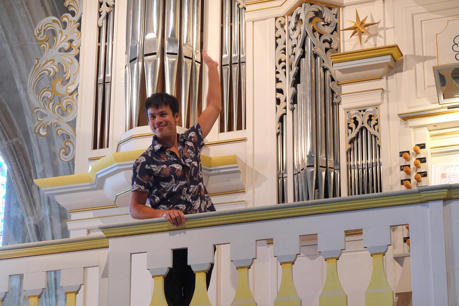 Audition d'orgue I Jean-Luc Ho