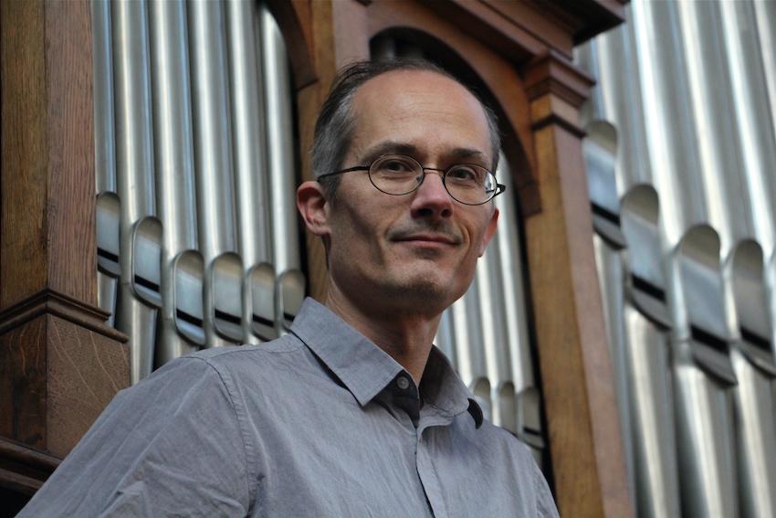 Audition d'orgue I Alexis Droy