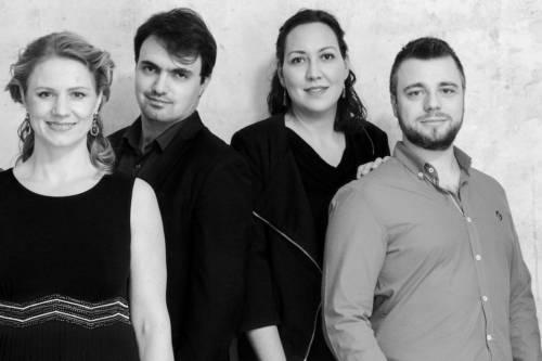 Hommage à Angélique Pourreyron avec l'Ensemble El Sol